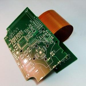 Buy cheap Flexible rigid Circuit board medical electronics rigid flex pcb manufacturer product