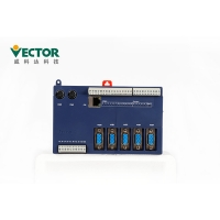 Buy cheap MULTIPROG CanOpen Motion Controller 3 Axis With 8 IO Expansion product