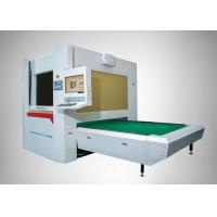 Buy cheap Full Protection Galvanometer Scanning Co2 Laser Engraver 500W For Jeans / Denim product