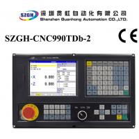 Buy cheap Updated Plc Ladder Cnc Lathe Controller Matching With Servo Engine Or Stepper Engine product