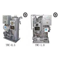 EC/CCS Approved IMO Standard 15ppm Bilge Oily Water Separator 0.5m3/h YWC-0.5 Oily Water Separator