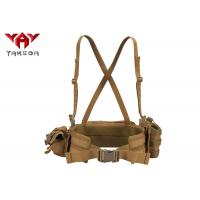 Buy cheap 1000D Nylon X - Shaped Suspender Training Combat Girdle Military Multi - Functional Tactical Girdle product