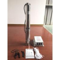 Buy cheap 5hp DC Submersible Water Pump For Deep Well Irrigation High Pressure 7.8KW product