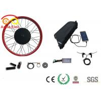 Buy cheap Lightweight Convert Bike To Electric Kit , Electric Motor Conversion Kit For Bicycle product