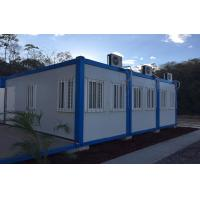 China Ready Made Flat Pack Mobile Homes Prefab Made Movable Decorative House on sale