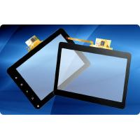 Buy cheap G+FF 8 Inch Projected Capacitive Touch Panel With I2C interface , Lcd Touch Screen Panel product
