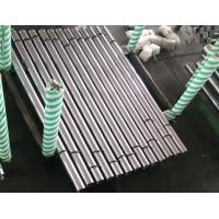 Buy cheap Quenched / Tempered Stainless Steel Rod For Hydraulic Machine product