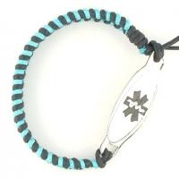 Buy cheap Engravable Medical ID Cuff Metal Bangles product