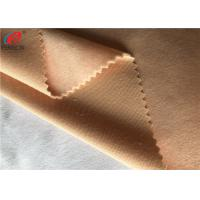 Buy cheap Polyester Velboa Fabric Minky Plush Fabric 1mm Pile High Minky Blanket Material product