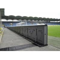Buy cheap Football P4 Full Color  Stadium Perimeter Advertisement LED Screen Display 3 Years Warranty product
