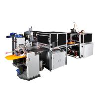 Buy cheap High Demand Rigid Box Making Machine Fully Automatic With Memory Function from wholesalers