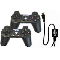 China PC-USB duoble game controller on sale