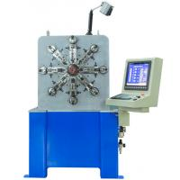 Buy cheap 11 Axis Camless CNC Spring Making Machine With Spinner Motor , Stable Performanc from wholesalers