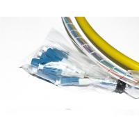 China 12colour LC Bundle Optical Pigtail Patch Cord on sale