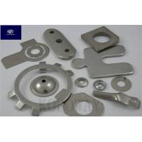 Buy cheap Small Sheet Metal Stamping Parts Cnc Fabrication Service Customized  Thickness product
