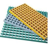 Buy cheap Fiberglass Grating Assembled By Interlocking Pultruded Profiles product