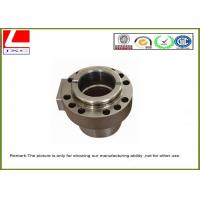 Buy cheap Aluminum Turned Metal Parts , Custom Machined Parts For Aerospace Device product