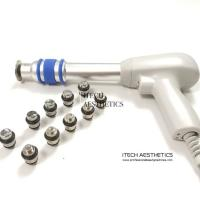 Buy cheap Air Compressor Pneumatic Shock Wave Therapy Machine Spare Parts Handpiece Handle product