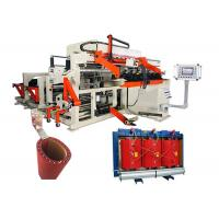 Buy cheap CE Certified Main Electric Parts Auto Coil Winding Machine For Cast Resin Transformer product