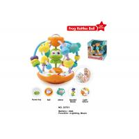 China Music Rattle Mobile Tumbler Newborn Baby Toys W / Light Sound Age 18M + on sale