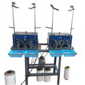 Buy cheap Mechanical Cocoon Bobbin Winding Machine 4 Heads 1400r/Min Memory Capacity product
