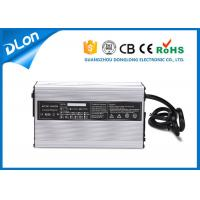 Buy cheap hot sale electric golf trolley battery charger smart 12v 48v 600w 6amp to 25a product