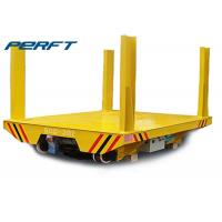 Buy cheap Professional Design Motorized Transfer Trolley 1 - 15 Kw Motor Power product