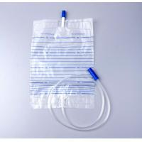 Buy cheap Disposable Medical Consumables PVC Urine Bag With Or Without Outlet For Patients product