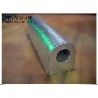 Buy cheap Cathodic Protection Magnesium Anode AZ63C M1C H 1 Grade Used In Buried Steel Structure from Wholesalers