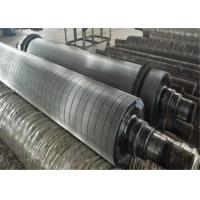 Buy cheap High Precision Chrome Alloy Steel Carbide Corrugating Rolls A B C E Flute New Condition product