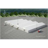 Buy cheap 10000 Sqm Outdoor Warehouse Tents Complex Big Canopy Tent With Sidewalls product