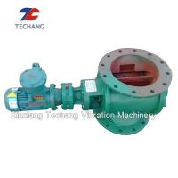 China Dust Collector Rotary Valve , Cement Manufacturing Ash Discharge Valve on sale