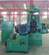 Buy cheap D51-400mm Vertical Type Metal Forging Ring Rolling Machine product