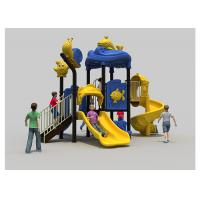 Buy cheap Galvanised Material Childrens Plastic Playground Pole 76 Diameter Residential product