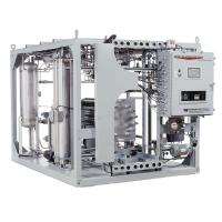 Buy cheap Purity 99.999% Hydrogen Generation Plant By Water Electrolysis 20m3/h product