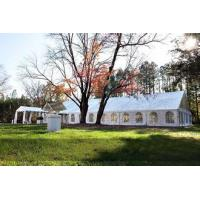 Buy cheap Beautiful Clear PVC Cover Marquee Party Tent for Sale, outdoor party tent product