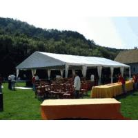 Buy cheap 25x60m Rainproof outdoor restaurant tents with PVC coated fabric product