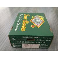 Recycled high quality cheap full color printing carton fruit box