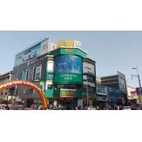 Buy cheap Indoor and Outdoor Synchronous Or Asynchronous P10 Led Advertising Displays Full Color product