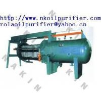 JYWL Horizontal-closed Waste Oil Filtration Device