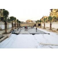 Buy cheap Polyester Non Woven Fabric Geotextile For Road Geotextile / Slope Protection product