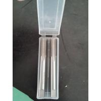 Buy cheap High precision stainless steel taps used to install threaded inserts product