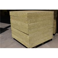 Rock Wool Sandwich Panel : Fire proof building insulation materials for walls