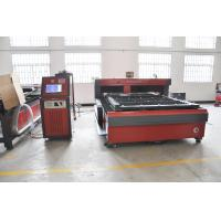 Brass High Precision Laser Cutting Machine With Pneumatic Feed Collecting Device