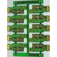 Buy cheap 6 Layers 15 micro inch flash gold finishing PCB product