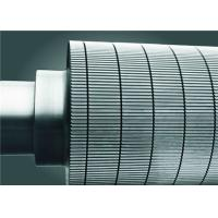 Buy cheap Alloy Steel Corrugating Rolls Grinding or Repair Hardness 55 to 60 CrMo product