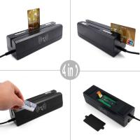 Buy cheap 4in1 EMV Card Reader Writer Support  Bank Card with SDK ZCS80 product