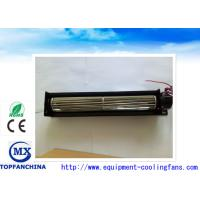 Buy cheap Cross Flow Fridge Cooling Fan For Chillers , Heaters / 30 x190 mm Small Tangential Fan from Wholesalers