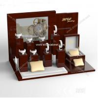 Buy cheap Jewellery and watch show case to display jewellery and watches props product