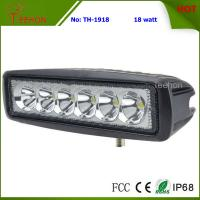 Buy cheap 18W Offroad LED Work Lamp Headlight, DRL for SUV, Auto LED Light Head Lamp, for Motorcycle product